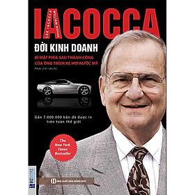 Iacocca: Đời kinh doanh – Bí mật phía sau thành công của ông trùm xe hơi nước Mỹ kèm bút bi