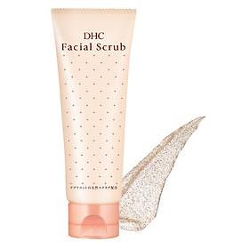 Kem Tẩy Tế Bào Chết Da Mặt DHC Facial Scrub (100g)
