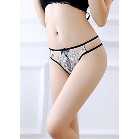 Combo 4 quần lót nữ ren lọt khe QL8224-2
