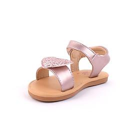 Sandals bé gái Crown Space Crown UK Princess Sandals CRUK7014 -  Màu hồng