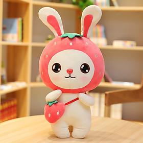 Gấu Thỏ Bông Siêu Mềm Siêu Cute