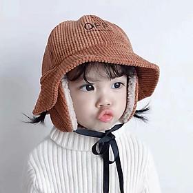Mũ Chụp Tai cho bé - TỪ 3 ĐẾN 5 TUỔI