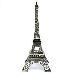 Tháp Eiffel mô hình bằng Thép Không Gỉ size 32 Cm