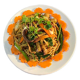 Mì xào hải sản sốt Teriyaki 250g - 54639