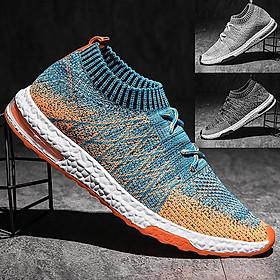 Men Casual Sport Breathable Running Sneaker Shoe