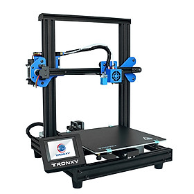 Tronxy XY-2 Pro 3D Printer Kit Fast Assembly 255x255x260mm Build Volume Support Auto Leveling Resume Print Filament Run
