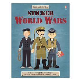 Usborne Sticker World Wars