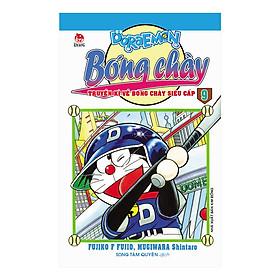 Doraemon Bóng Chày - Truyền Kì Về Bóng Chày Siêu Cấp - Tập 9 (Tái Bản 2019)
