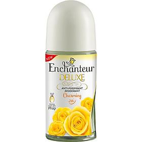Lăn khử mùi Enchanteur Deluxe Charming chai 50ml
