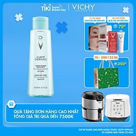 Nước cân bằng cấp ẩm dành cho da nhạy cảm Vichy Purete Thermale Perfecting Toner 200ml
