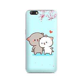 Ốp lưng điện thoại Oppo A71 - 01101 7871 CUTE15 - Silicon dẻo - Hàng Chính Hãng