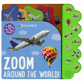 Discovery Zoom Around The Worl