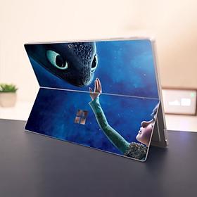Skin dán hình How To Train Your Dragon cho Surface Go, Pro 2, Pro 3, Pro 4, Pro 5, Pro 6, Pro 7, Pro X