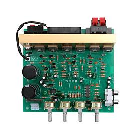 Bộ Khuếch Đại Âm Thanh Kênh Đôi Siêu Trầm Công Suất Lớn Tự Lắp Ráp DIY DX-2.1 (AC18-24V)