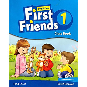 First Friends 1 Classbook (include MultiROM with Animated Stories) (2nd Edition)