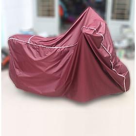 Bạt phủ trùm xe máy che mưa nắng dòng xe lớn SH, Moto - MS-ShopNCC-BatXeMay (Nhiều màu)