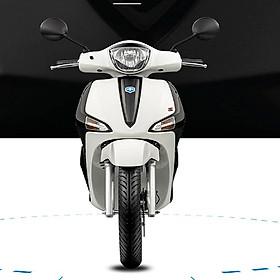 Xe máy Piaggio Liberty  125 ABS E3 S - Trắng