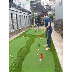 Thảm tập golf putting 2 (1 tấm)