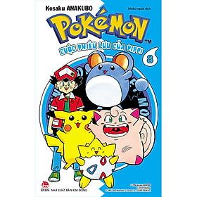 Pokémon - Cuộc Phiêu Lưu Của Pippi - Tập 8
