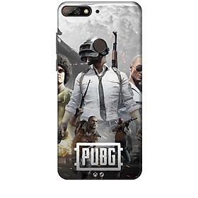 Ốp lưng dành cho điện thoại HUAWEI Y7 PRO 2018 hinh PUBG Mẫu 01