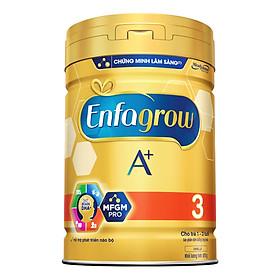 CRM - Sữa Bột Enfagrow A+ 3 (870g) dành cho trẻ từ 1 - 3 tuổi