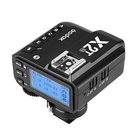 Bộ Kích Hoạt Flash Không Dây Dành Cho Máy Ảnh Nikon DSLR Godox X2T-N i-TTL (1/8000s HSS) (2.4G)