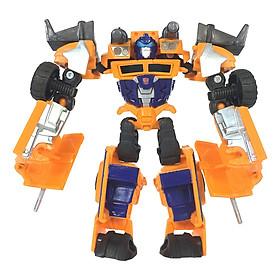 Mô Hình Huffer Hasbro - Robot biến hình Transformer Beast Hunters