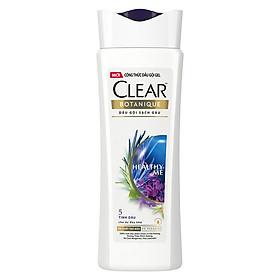 Dầu Gội Sạch Gàu Clear Botanique (180g) - 5 Tinh Dầu