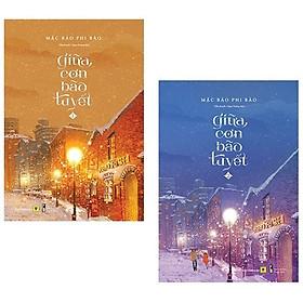 Giữa Cơn Bão Tuyết (Bộ 2 Tập) - Tặng Kèm Postcard
