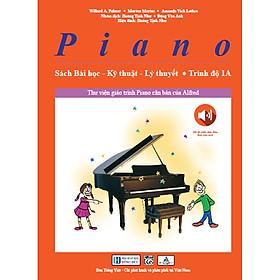 Piano Sách Bài Học – Kỹ Thuật – Lý Thuyết (Trình độ 1A)