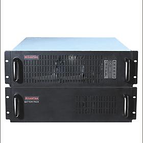 Bộ lưu điện Santak True Online 3KVA Rackmount - Model C3KR- Hàng chính hãng