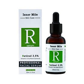 30ml Retinol Serum 2.5% Pure Retinol Hydrate Rejuvenating Anti-aging Skin Firming