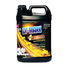 Nước giặt quần áo DI-MARK 5IN 1 ( 5 lít Đen  )