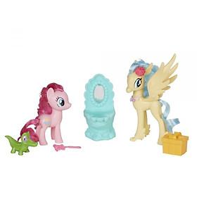 Đồ chơi búp bê Bộ đôi Hài Hước Pinkie Pie & Skystar MY LITTLE PONY E0995/B9160