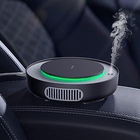 Máy lọc không khí kiêm phun sương tạo ẩm cho ô tô 2 in 1 - Baseus chính hãng