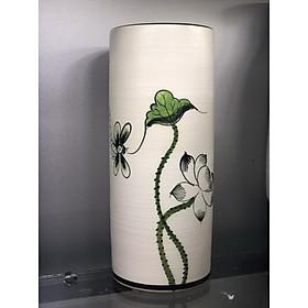 BÌnh Cắm Hoa Hình Ống