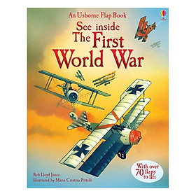 Usborne See Inside First World War
