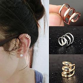 Khuyên vành tai thời trang đơn giản cho nữ