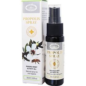 Xịt họng keo ong Propolis Spray 35ml
