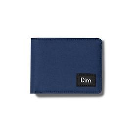 Ví Vải DIM Cross Wallet - Ngang (Thiết Kế Gập Đôi, Ngăn Rút Tiền Nhanh, Đựng 6 - 10 Thẻ, Vừa CMND - GTX)