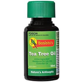 Bosistos Tea Tree Oil 50mL