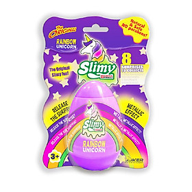 Chất nhờn ma quái Slime- vỉ trứng kỳ lân ánh kim-tím - SLIMY - 33908/PUR