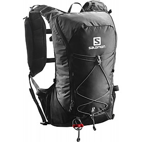 Balo Thể Thao Agile 12 SET Black - L40163300