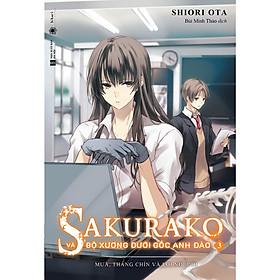 Sakurako Và Bộ Xương Dưới Gốc Anh Đào - Tập 3