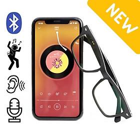 Mắt Kính Thể Thao Chống Ánh Sáng Xanh Kết Hợp Bluetooth Nghe Nhạc, Nhận Cuộc Gọi Đàm Thoại và Chống Nước Cực Chất