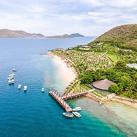 NHA TRANG: Tour 3 đảo VIP: Hòn Mun - Làng Chài - Hòn Tằm | Tham quan những hòn đảo nổi tiếng nhất vịnh Nha Trang và tận hưởng dịch vụ tắm bùn cao cấp | Tour trọn gói xe đưa đón + Vé tham quan + Ăn trưa + HVD