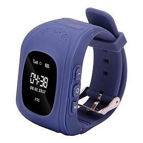 Đồng hồ nghe gọi định vị trẻ em HiTek Q50 LBS - hàng chính hãng