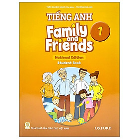 Tiếng Anh 1 - Family And Friends (National Edition) - Student Book