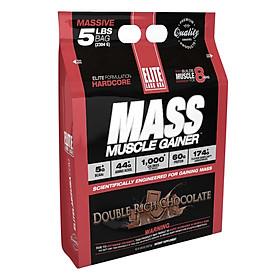 Sữa Tăng Cân Vị Chocolate Mass Muscle Gainer Elite Labs SMEL253 (2.3kg)