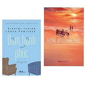 Combo sách hạnh phúc : Dám hạnh phúc + Đường biên hạnh phúc - Tặng kèm bookmark thiết kế